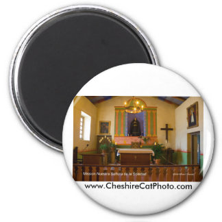Mission Nuestra Señora de la Soledad Products Magnet