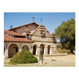 Mission San Antonio de Padua Postcard