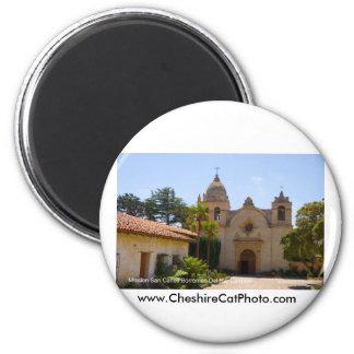 Mission San Carlos Borroméo de Carmelo Products Magnet