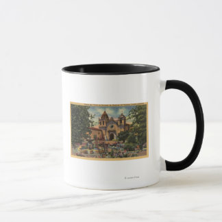 Mission San Carlos de Borromeo de Monterey Mug