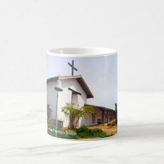 Mission San Francisco de Solano CA Products Coffee Mug
