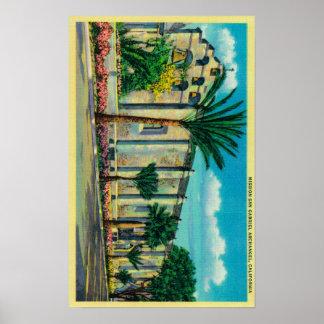 Mission San GabrielSan Garbriel, CA Poster