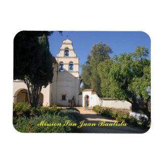 Mission San Juan Bautista Magnet