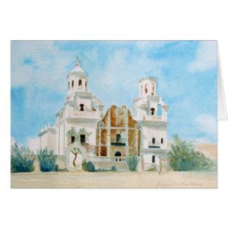 Mission San Xavier del Bac Card
