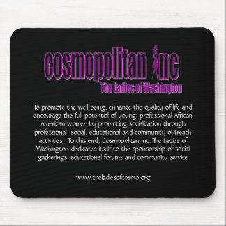 Mission Statement Mouse Pad