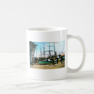 Mission Street Wharf Coffee Mug