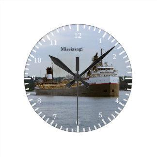 Mississagi clock
