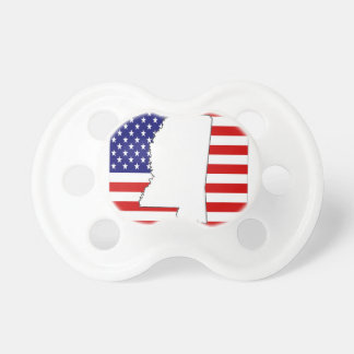 MISSISSIPPI BABY PACIFIER