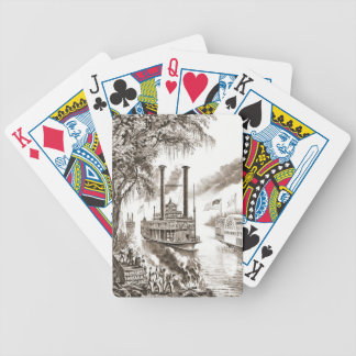 Mississippi Champions 1866 Bicycle Playing Cards