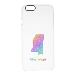 Mississippi Clear iPhone 6/6S Case