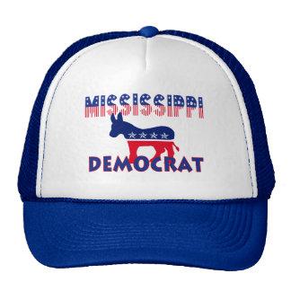 Mississippi Democrat Mesh Hats