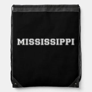 Mississippi Drawstring Bag