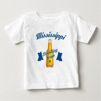 Mississippi Drinking team Baby T-Shirt
