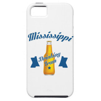 Mississippi Drinking team iPhone 5 Covers