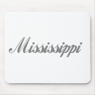 mississippi Gifts Mouse Pad