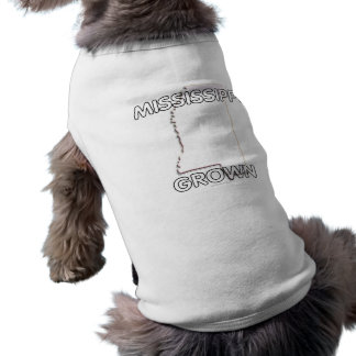 Mississippi Grown Doggie Tee Shirt