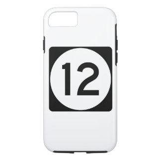 Mississippi Highway 12 iPhone 8/7 Case