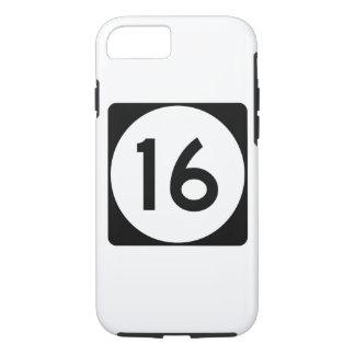 Mississippi Highway 16 iPhone 8/7 Case