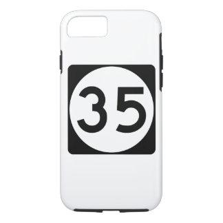 Mississippi Highway 35 iPhone 8/7 Case