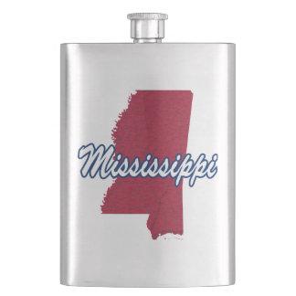 Mississippi Hip Flask