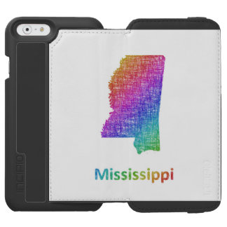 Mississippi Incipio Watson™ iPhone 6 Wallet Case