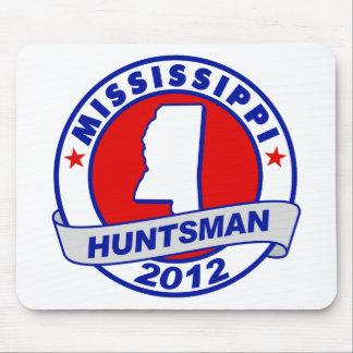 Mississippi Jon Huntsman Mouse Pad