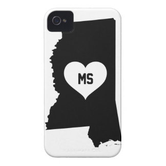 Mississippi Love iPhone 4 Cases