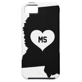 Mississippi Love iPhone 5 Covers