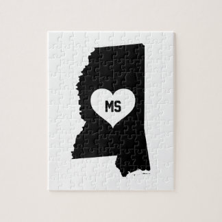 Mississippi Love Jigsaw Puzzle