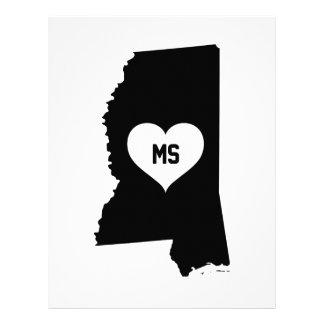 Mississippi Love Letterhead