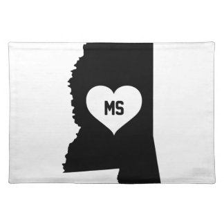 Mississippi Love Placemat