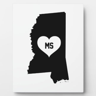 Mississippi Love Plaque