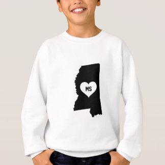 Mississippi Love Sweatshirt