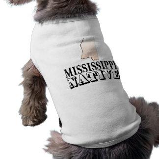 Mississippi Native Pet T-shirt