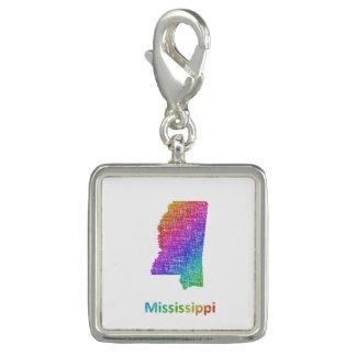 Mississippi Photo Charm