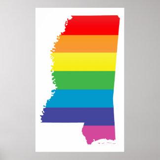 mississippi pride poster