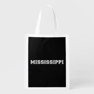 Mississippi Reusable Grocery Bag