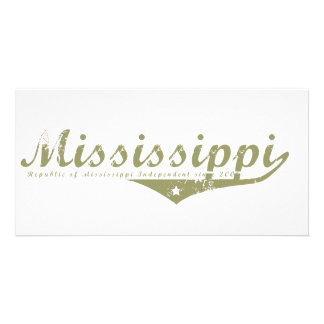 Mississippi Revolution T-shirts Picture Card