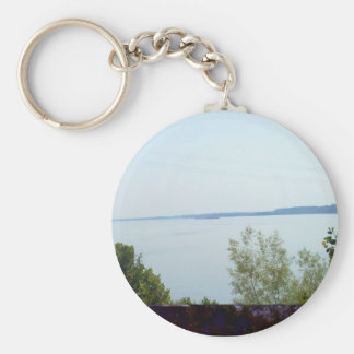 Mississippi River at Vicksburg Keychain