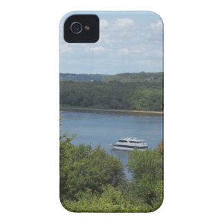 Mississippi River boat iPhone 4 Case-Mate Case