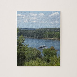 Mississippi River boat Jigsaw Puzzle