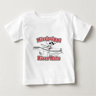 Mississippi River Rat Baby T-Shirt