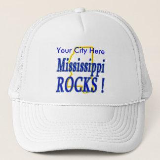 Mississippi Rocks ! Trucker Hat