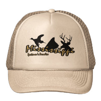 Mississippi Sportsman Trucker Hat