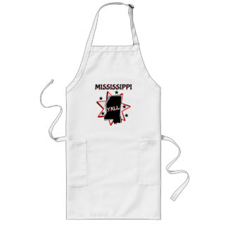 Mississippi State Y'all Long Apron