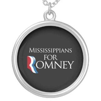 Mississippians for Romney -.png Pendant