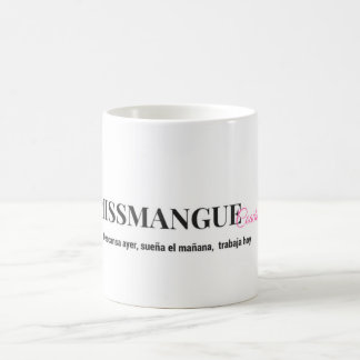 Missmangue coaching coffee mug