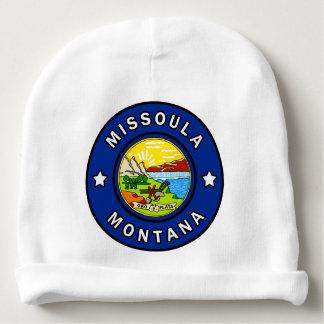 Missoula Montana Baby Beanie
