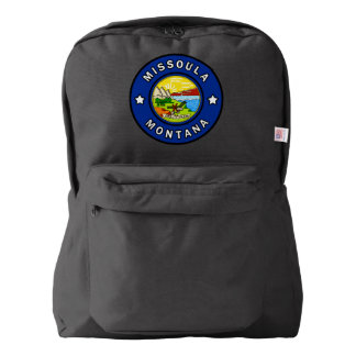 Missoula Montana Backpack