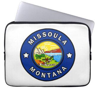 Missoula Montana Laptop Sleeve